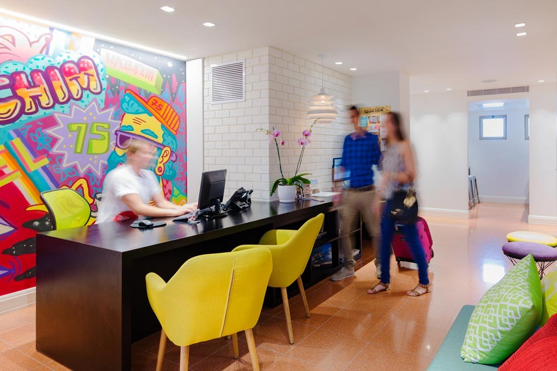 Hotel75 - Lobby