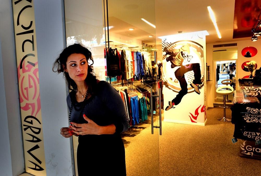 Tel Aviv boutique